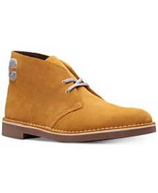 Clarks Men's Limited Edition Varsity Suede Bushacr
