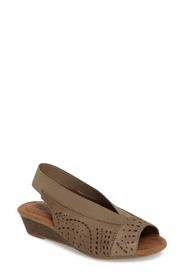 Rockport Cobb Hill Judson Slingback Wedge Sandal (