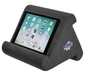 Flippy Multi- Angle Soft Stand for Tablets, Books