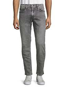 Levi's 514 Classic Straight-Fit Jeans GREY