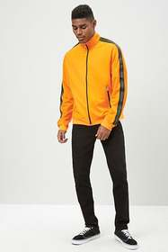 Forever21 Sport Graphic Track Jacket