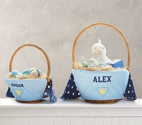 Pottery Barn Super Hero Easter Basket Liners