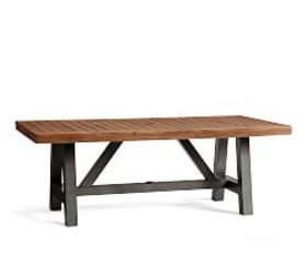 Pottery Barn Saratoga Dining Table