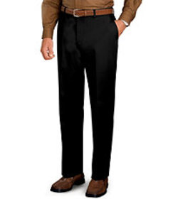Jos Bank Traveler Collection Traditional Fit Flat
