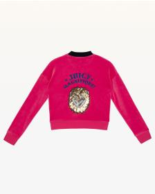 Juicy Couture Juicy Magnifique Velour Westwood Jac