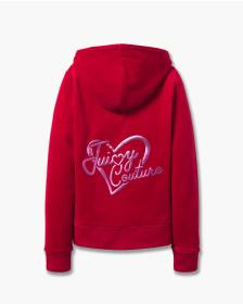 Juicy Couture VALENTINES DAY HEART ROBERTSON JACKE