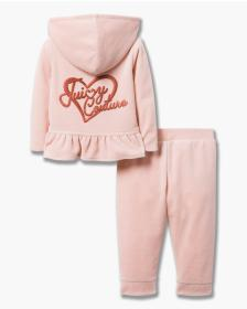 Juicy Couture VALENTINES DAY HEART TRACK SET