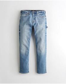 Hollister Hollister Epic Flex Dad Jeans, LIGHT WAS