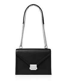 MICHAEL Michael Kors - Whitney Large Leather Shoul