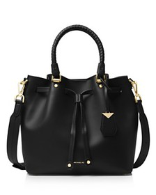 MICHAEL Michael Kors - Medium Leather Bucket Bag