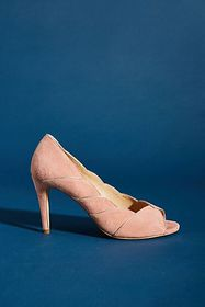 Anthropologie Farylrobin Galore Heels