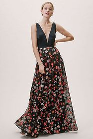 Anthropologie Moulin Rouge Dress