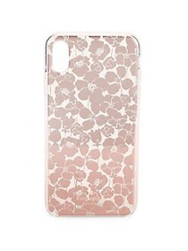 Kate Spade New York Floral iPhone X Plus Case CLEA