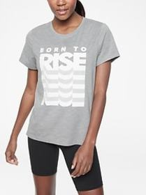 Born to Rise Graphic Tee