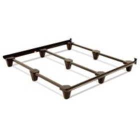 Presto Universal Sized Folding Bed Frame with Head