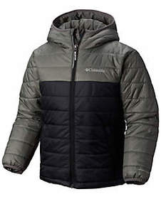 Columbia Boys' Crested Butte™ Hooded Jacket