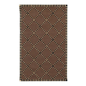 Turin Indoor/Outdoor Rug - Brown