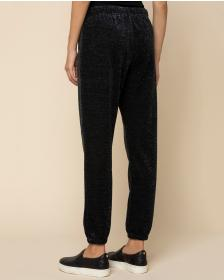 Juicy Couture Metallic Velour Pant