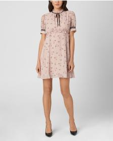 Juicy Couture Tossed Floral Dress