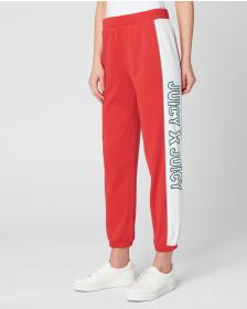 Juicy Couture JXJC Side Panel Interlock Jogger Pan