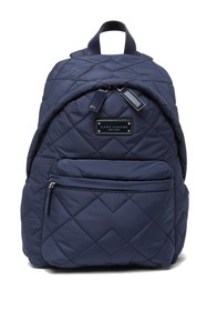 Marc Jacobs Quilted Nylon School Backpack