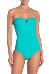Tommy Bahama V-Wire Convertible One Piece