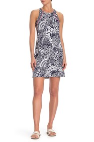 Tommy Bahama Paradise Printed Cover-Up Dress