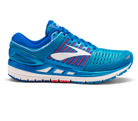 Brooks Transcend 5 Road-Running Shoes - Women's