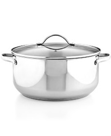 Tools of the Trade Stainless Steel 8 Qt. Casserole
