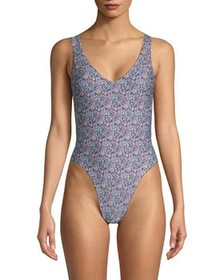 L'Space Reversible One-Piece Swimsuit~1411795887