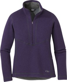 Outdoor Research Vashon Fleece Quarter-Zip Top - W