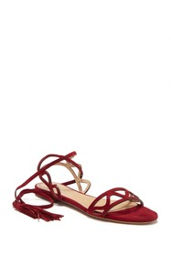 Chloe Ghillie Lace-Up Sandal