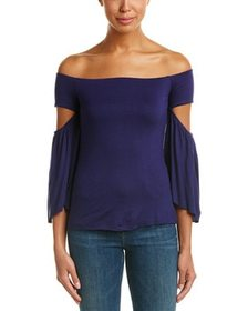 Bailey44 Off-The-Shoulder Blouse~1411351464
