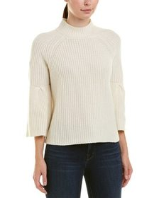 Joie Ingrit Wool & Cashmere-Blend Sweater~14119251
