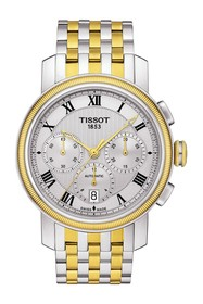 Tissot Men's Bridgeport Automatic Chronograph Valj