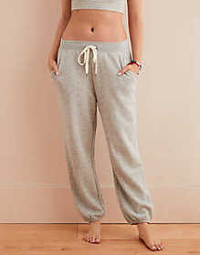 American Eagle Aerie Cinched Easy Jogger