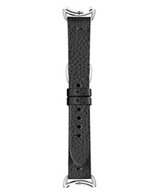 Fendi - Selleria Black Leather Watch Strap, 18mm