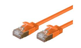 Monoprice SlimRun Cat6A Ethernet Cable Snagless RJ