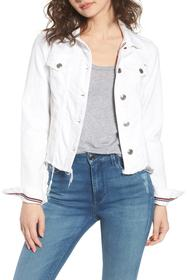 TOMMY JEANS Slim Trucker Denim Jacket