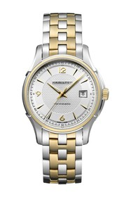 Hamilton Men's Jazzmaster Two-Tone Bracelet Watch