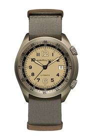 Hamilton Men's Khaki Pilot Pioneer Automatic Watch