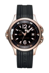Hamilton Men's Khaki Navy Automatic Watch