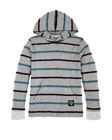 Quiksilver - Boys' Ginza Skyrise Knit Hoodie - Big