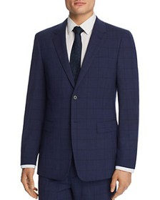 Theory - Chambers Windowpane Slim Fit Suit Jacket