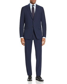 Theory - Tonal Tic-Stripe Slim Fit Suit Separates