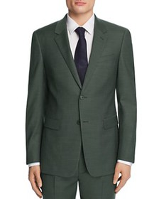 Theory - Chambers Sharkskin Slim Fit Suit Jacket -