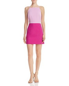 FRENCH CONNECTION - Whisper Color-Blocked Sheath D