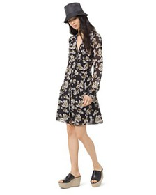 MICHAEL Michael Kors - Floral Shirt Dress