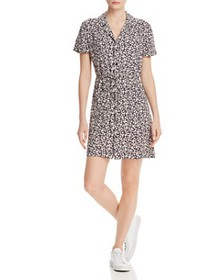 FRENCH CONNECTION - Aubi Ditsy Crepe Printed Mini
