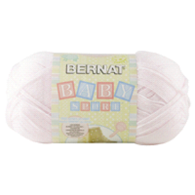 Bernat Baby Sport Yarn, Pink and Blue Ombre
